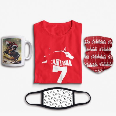 The Cantona Random Gift Pack (Medium)