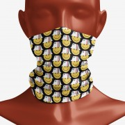 1983 Smiley Snood
