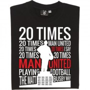 20 Times Song T-Shirt