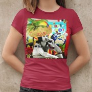 We All Live In A Gerogie Best World (Sombrero) T-Shirt