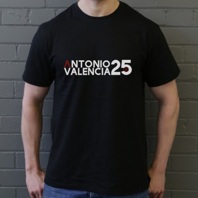 Antonio Valencia 25