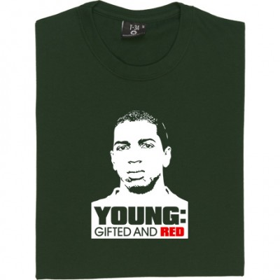 "Ashley Young: ""Young: Gifted and Red"""