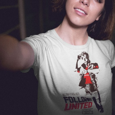 "Back To The Future ""All The Cool Kids Follow United"""