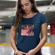 "Barcelona ""I Was There"" Quote T-Shirt"