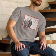 Bertie Mee and Matt Busby T-Shirt
