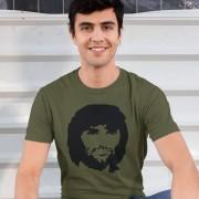 George Best Face T-Shirt