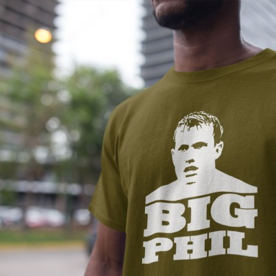 "Phil Jones: ""Big Phil"""