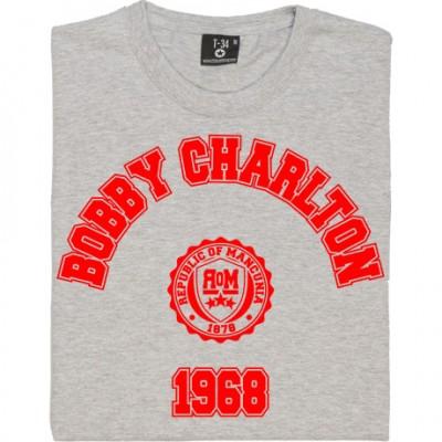 Bobby Charlton 1968