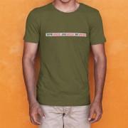 Born United, Live United, Die United T-Shirt