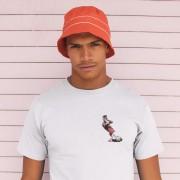 Bruno Fernandes Celebration (Pocket Print) T-Shirt