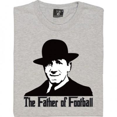 Sir Matt Busby: Father of Football T-Shirt