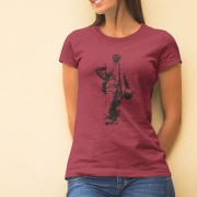 Sir Matt Busby Statue T-Shirt