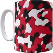 Camo Ceramic Mug
