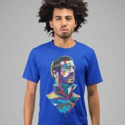 Cantona Colour Block T-Shirt