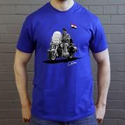 Cantona Harley T-Shirt