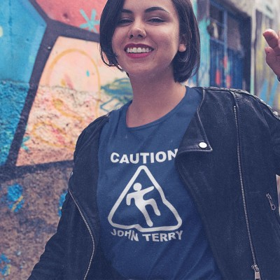 Caution: John Terry T-Shirt