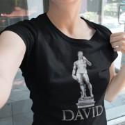David De Gea: Made Of Stone T-Shirt