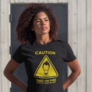 De Gea On Fire T-Shirt