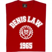 Denis Law 1965 T-Shirt