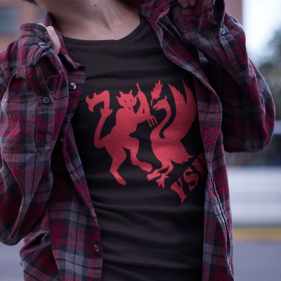 Red Devil and Liver Bird