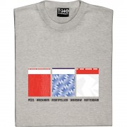 European Cup Winners' Cup Swatches T-Shirt