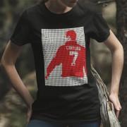 Eric Cantona Number Sevens T-Shirt