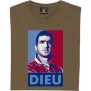 """Eric Cantona """"Dieu"""" T-Shirt"""