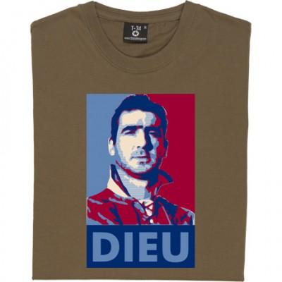 """Eric Cantona """"Dieu"""""""