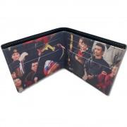 Eric Cantona Kung-Fu Kick Wallet