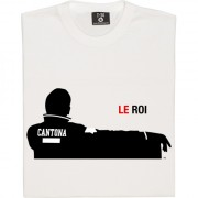"Eric Cantona ""Mad Men"" T-Shirt"