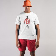 Eric Cantona Sketch T-Shirt