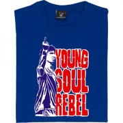 "Eric Cantona ""Young Soul Rebel"" T-Shirt"