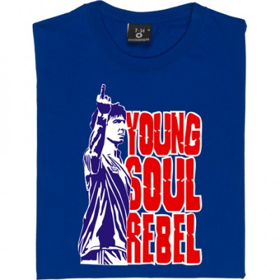"Eric Cantona ""Young Soul Rebel"""