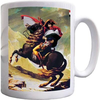 "Eric Cantona ""Napoleon"" Ceramic Mug"