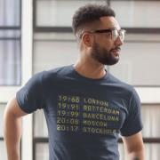 European Finals Departures T-Shirt