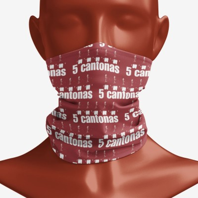 Five Cantonas Snood