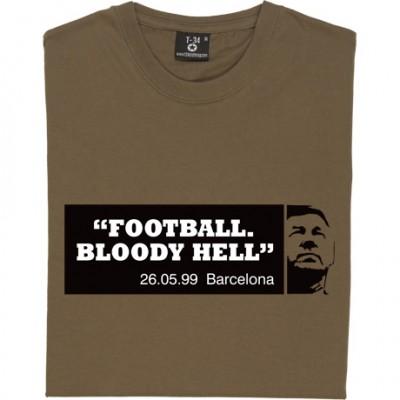 """Sir Alex Ferguson """"Football, Bloody Hell"""""""