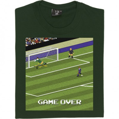 "Edwin van der Sar 2008 ""Game Over"""