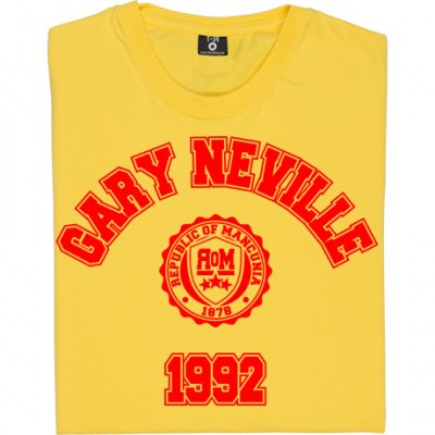 Gary Neville 1992
