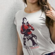 "Ghostbusters ""All The Cool Kids Follow United"" T-Shirt"