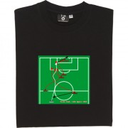 Ryan Giggs FA Cup Semi Final Goal T-Shirt