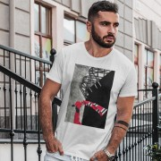 Hadrian Richards United Bar Scarf T-Shirt