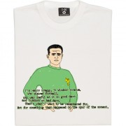 "Harry Gregg ""Spur of the Moment"" T-Shirt"
