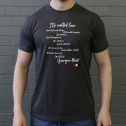 It's Called Love... T-Shirt