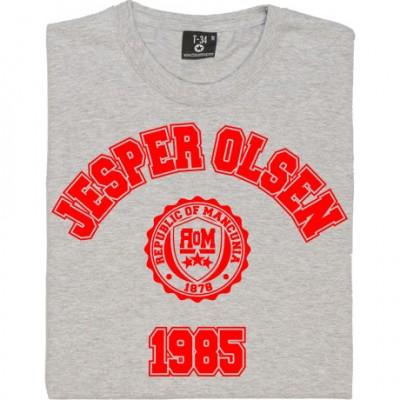 Jesper Olsen 1985