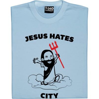 Jesus Hates City