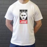 """Jose Mourinho """"Jose"""" T-Shirt"""