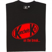 """Kanchelskis """"On The Break"""" T-Shirt"""