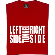 Left Side, Right Side, Tunnel T-Shirt