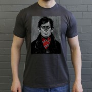 "L.S. Lowry ""Head of a Man"" (Wearing A Bar Scarf) T-Shirt"